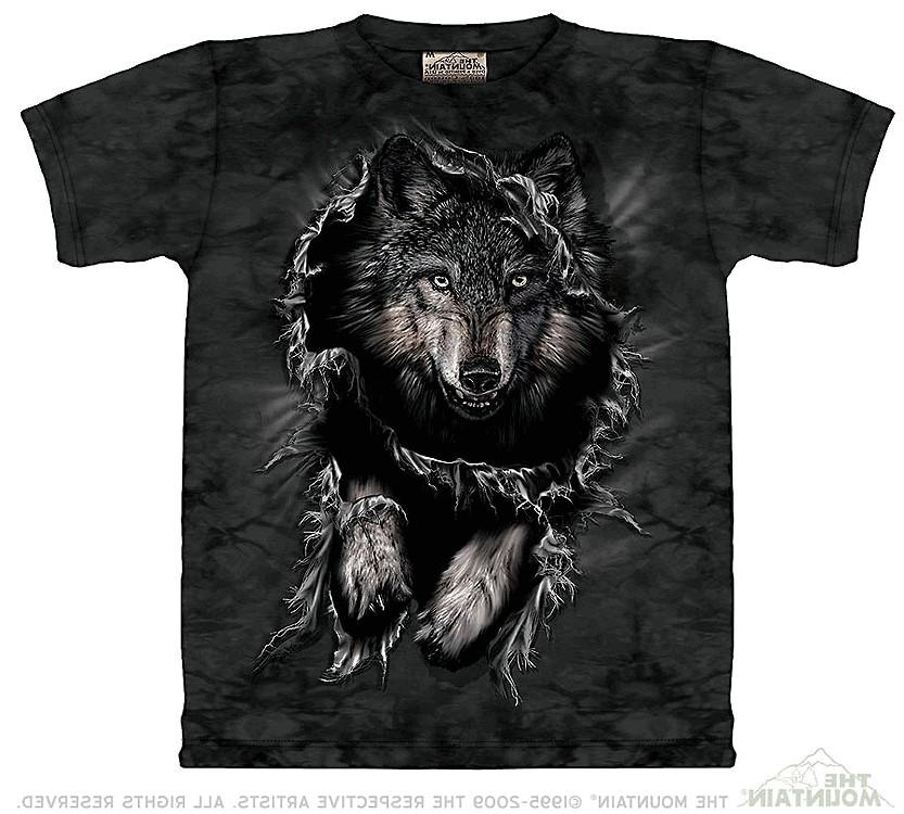типы печати футболках